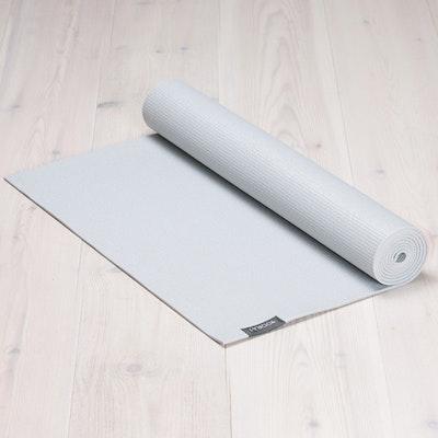 Yogamatta Allround 6mm Silver grå från YogiRAJ