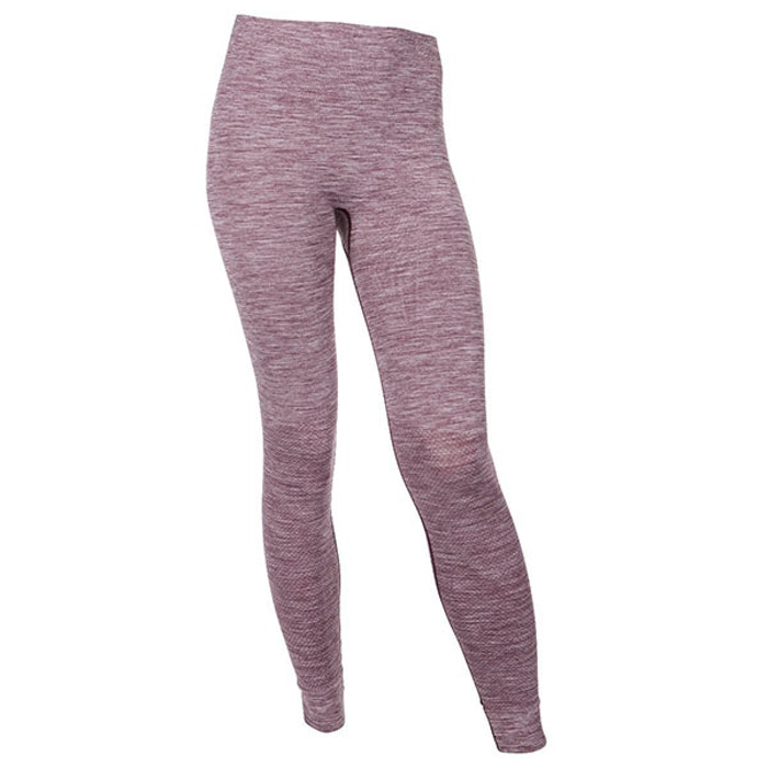 "Bandha tights från Run & Relax - ""Aubergine/White"""