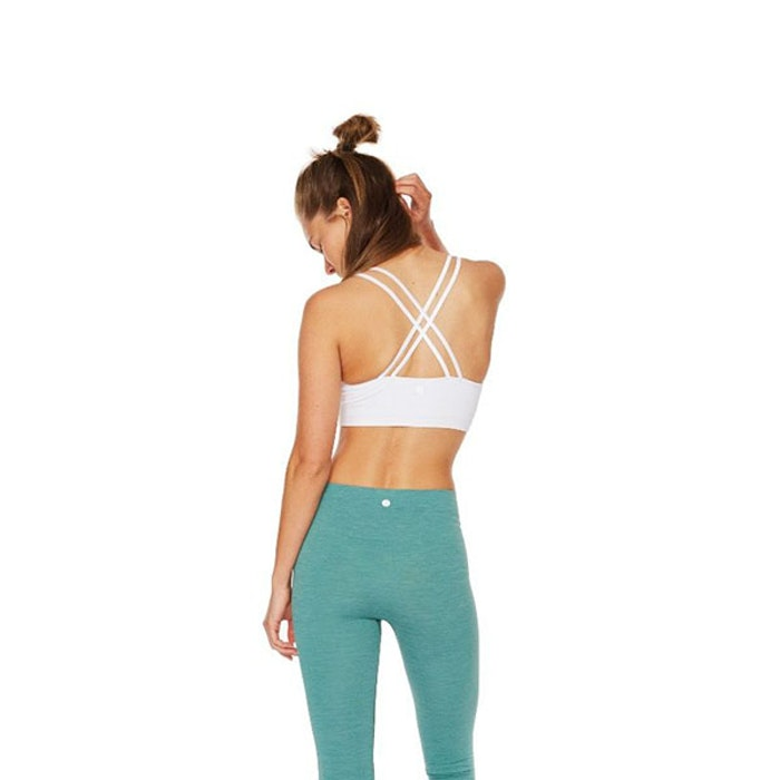 Yoga Bra från Run & Relax - Pure White