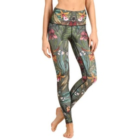 Yogaleggings Green Thumb - Yoga Democracy
