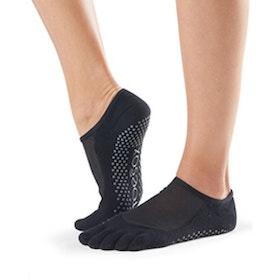 Yogastrumpor Toesox Fulltoe Luna - Black