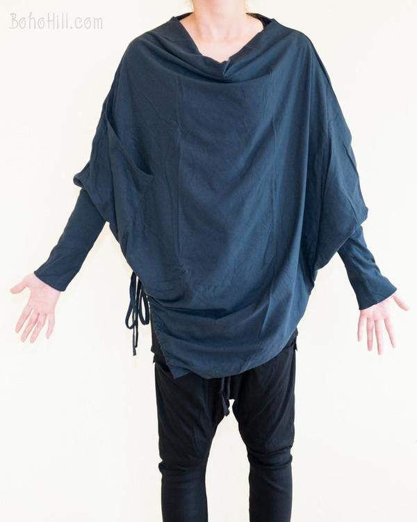Poncho  midnight blue