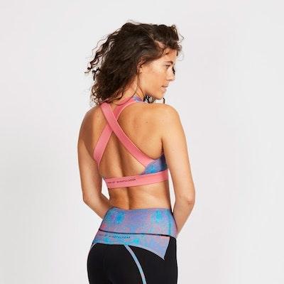 Sport-BH Yoga Bellport Carib print - DOM