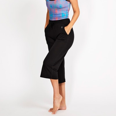 Yogabyxa kort Carrie från DOM - black