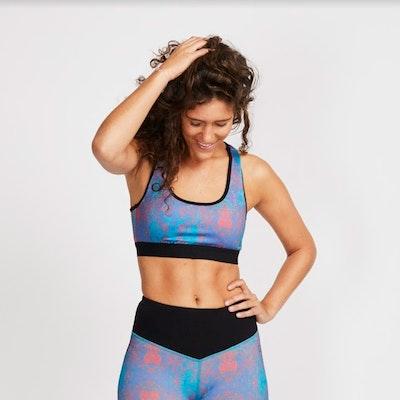 Yogatopp Becca från DOM - Carib print
