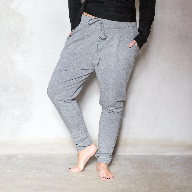 Byxor Malin Grey - Wear my yoga
