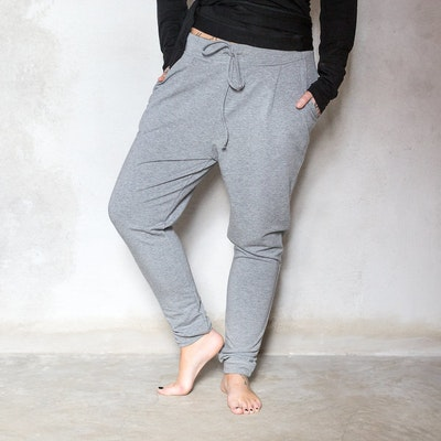 Byxor Malin Grey - Wear my yoga