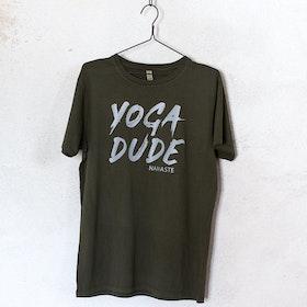 """Yogia tröja """"YOGA DUDE"""" - till killar"""