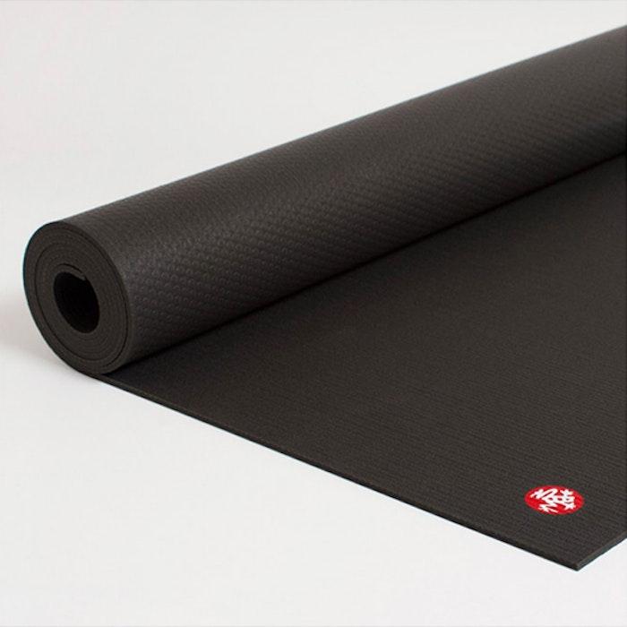 Yogamatta PROLite Black Extra bred och extra lång - Manduka