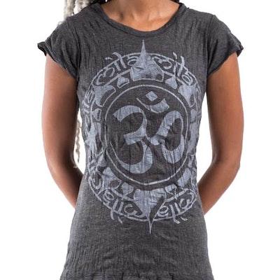 Yogatröja Infinitee Ohm från Sure Design - Grå