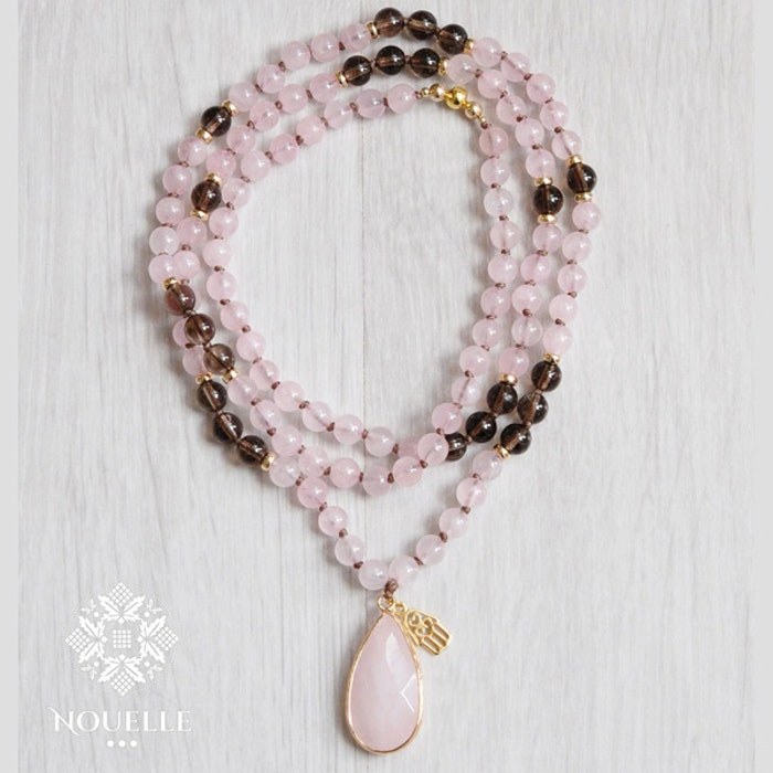 """Mala halsband """"Love and protection"""" från Nouelle"""