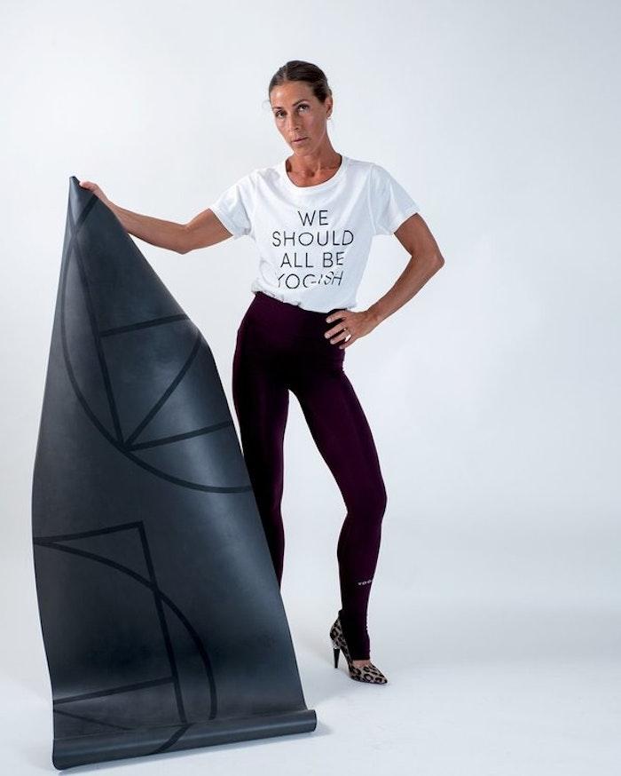 "Yogamatta ""Super Grip"" Liqurice - Yogish Collective"