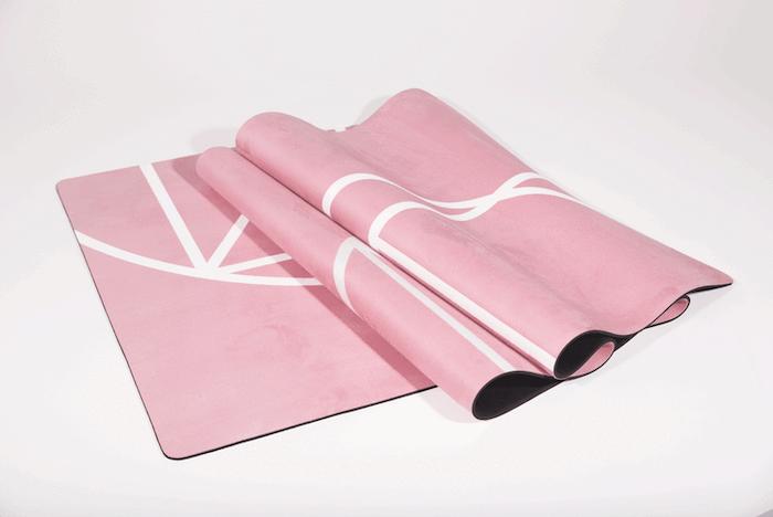"Yogamatta ""Luxe pink"" Yogish Collective"