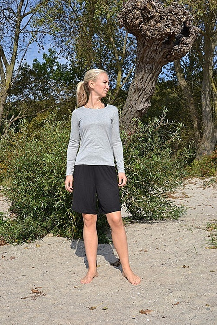 Bambu shorts från Pura of Sweden