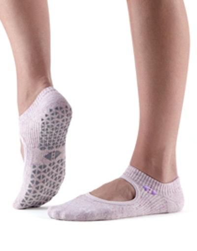 Yogastrumpor Tavi Noir Chey Grip Socks -  Chey Soul
