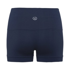 Yogashorts Seamless Aura Blue  - Moonchild Yogawear