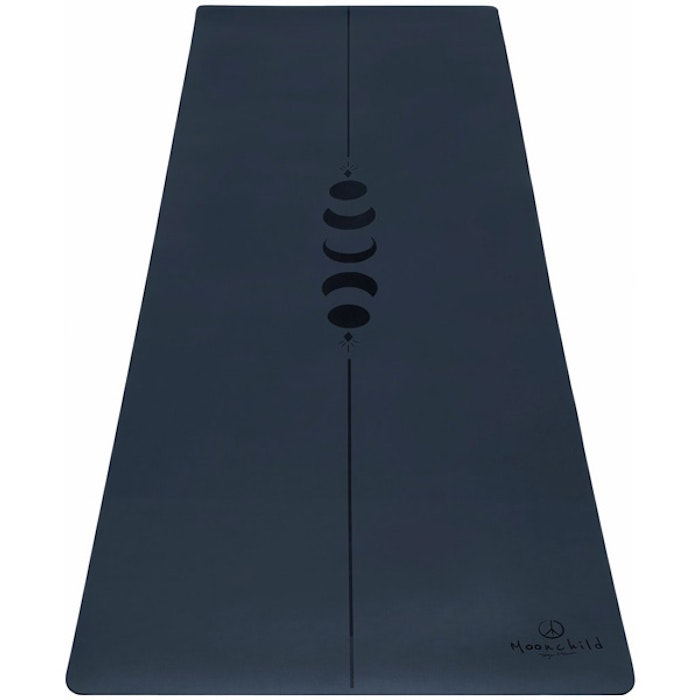 Yogamatta Aura Blue från Moonchild yoga