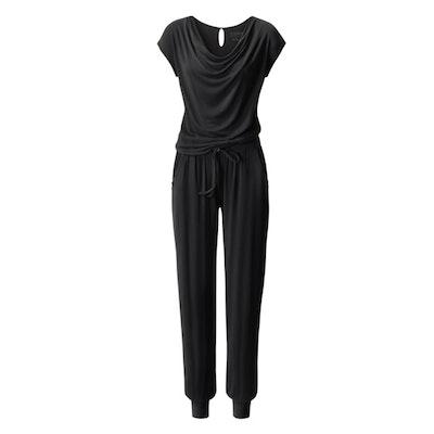 Jumpsuit black från Curare Yogawear