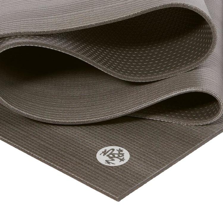 Yogamatta PROmat 6mm Chromite Extra lång - Manduka