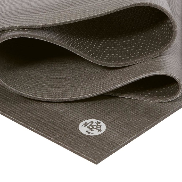 Yogamatta PROmat 6mm Chromite - Manduka