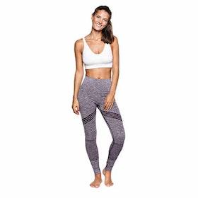 Sport-BH Yoga Leyla Pure White - Run & Relax