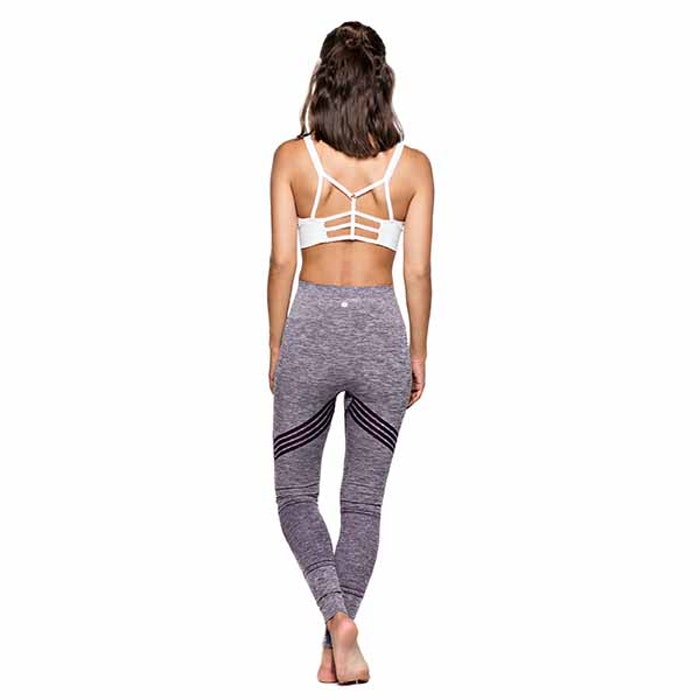Sport-BH Yoga Leyla Pure White - Run & Relax