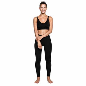 Sport-BH Yoga Leyla Beautiful Black -  Run & Relax