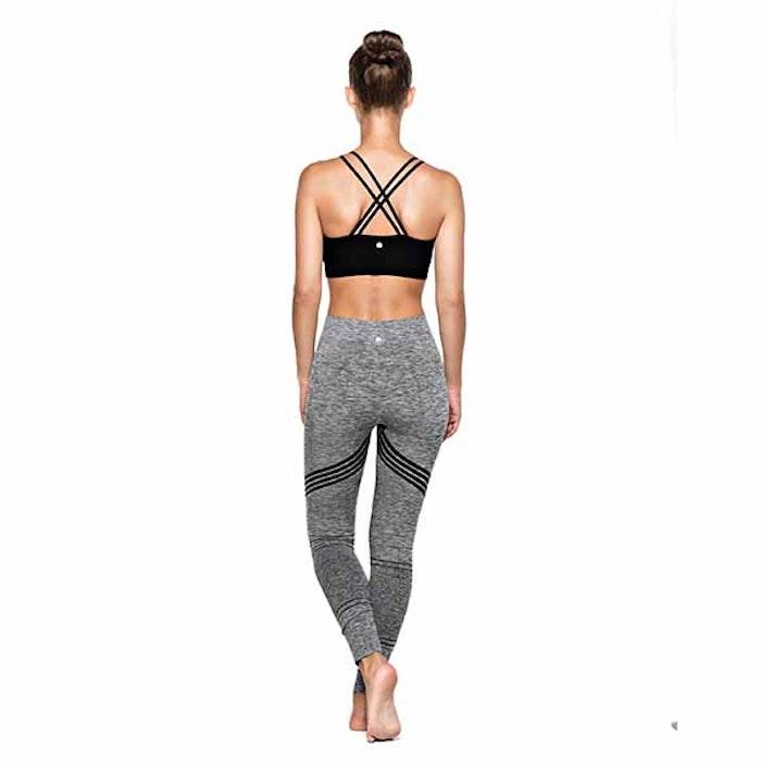Sport-BH Yoga Beautiful Black - Run & Relax
