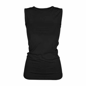 Yogatopp Basic Bamboo Tank Beautiful Black från Run & Relax