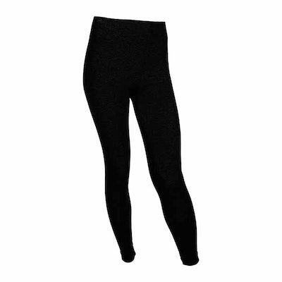 Yogaleggings Bandha Bamboo Beautiful Black - Run & Relax