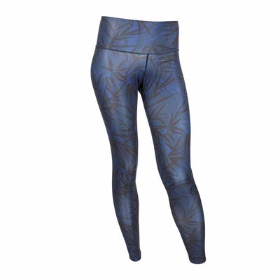 Yogaleggings Tonal Leaf från Run & Relax