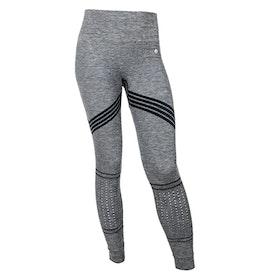 "Bandha Arrow Stripe tights från Run & Relax - ""Black / White"""