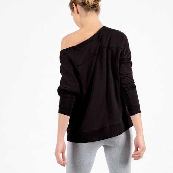 Yogatröja Black Dream Sweatshirt från Dharma Bums