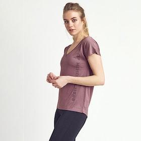 Yogatopp Evelyn från DOM - Mauve