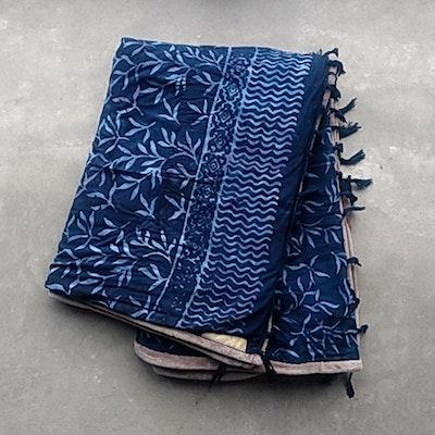 Yogafilt från E-swiss - Mörkblå/ljusblå