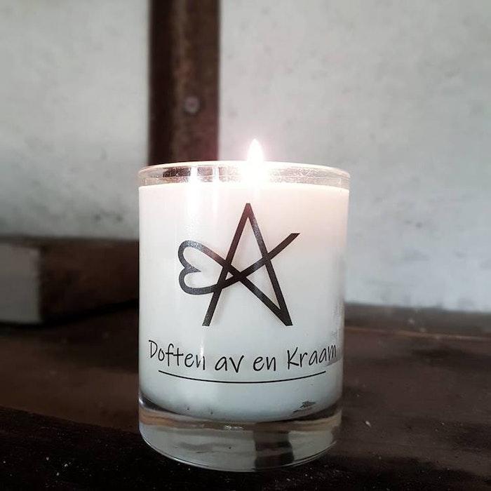 Massage/doftljus från Kraam by Anilla