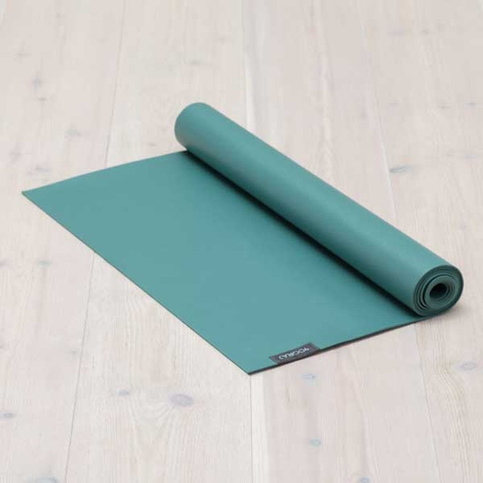 Yogamatta Travelmat 2mm Moss green - YogiRAJ