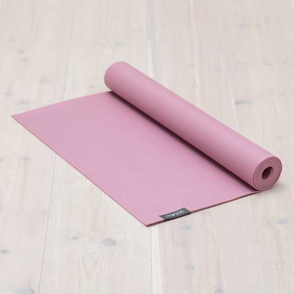 Yogamatta Travelmat 2mm Heather Pink - YogiRAJ
