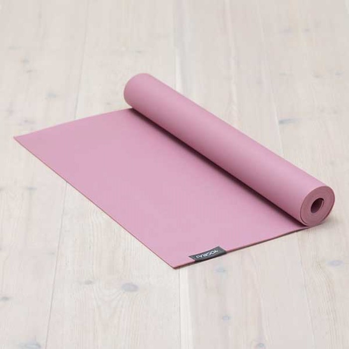 Yogamatta Travelmat 2mm Heather Pink - YogiRAJ