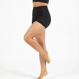 Yogashorts Black Beyond Basic från Dharma Bums