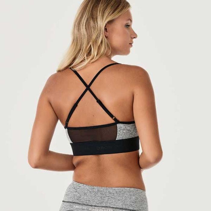 Yoga topp Hailey Grey från DOM