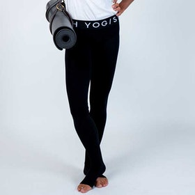 Yogabyxor Danny Seamless Svarta - Yogish Collective