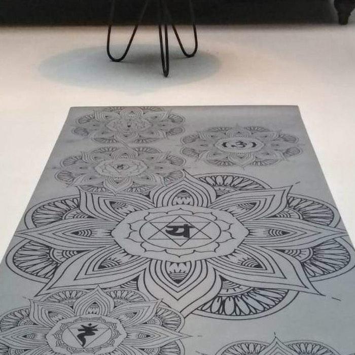 Yogamatta Rama Chakra Dark Grey - OHmat