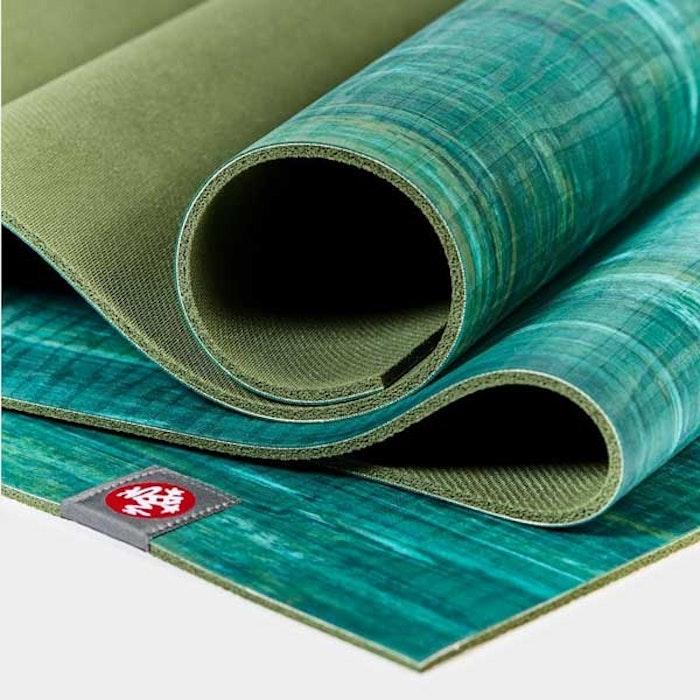 Yogamatta 4mm eKOLite Thrive Marbled - Manduka