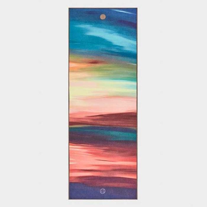 Yogahandduk  Yogitoes Sunset Blur - Manduka