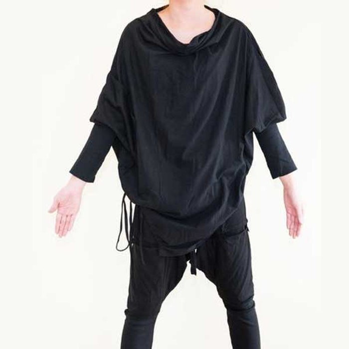 Poncho Black
