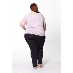 Yogatopp Fancy shirt från Curare Yogawear - från XXL