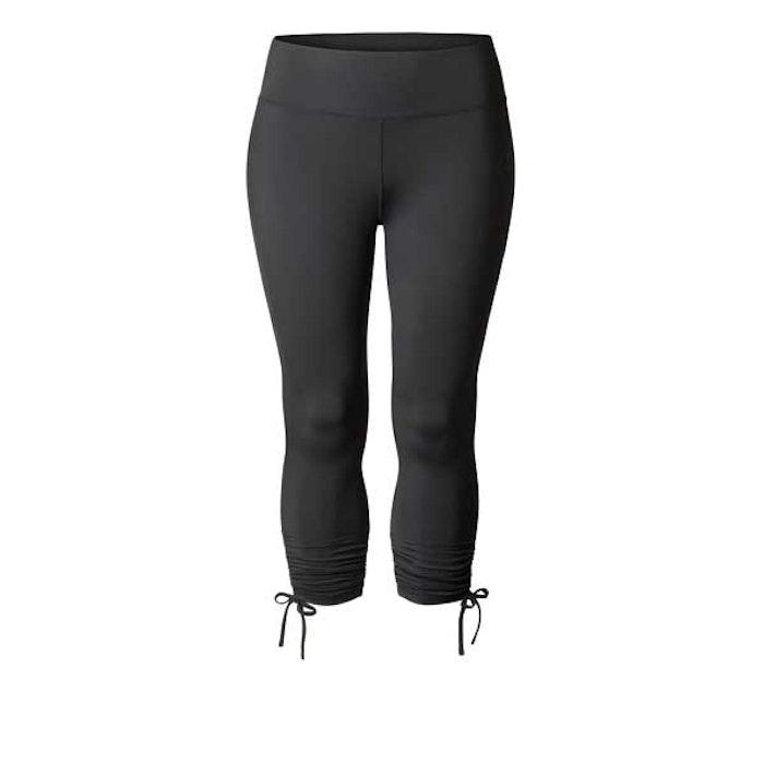 Yogaleggings 7/8 black Curare Yogawear - från XXL