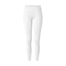 Yogaleggings white/gold - Curare Yogawear