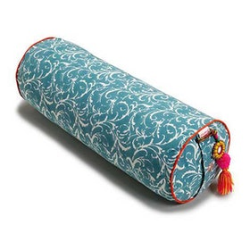 "Yogabolster Rund ""Sky Feather"" - Chattra"